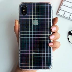 IPhone X/S MAX - Off the Grid Clear Case